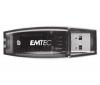 EMTEC USB kľúč 2.0 C400 8 GB - čierny