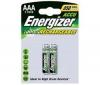 ENERGIZER 2 nabíjateľné batérie NiMH HR03 (AAA) 850 mAh