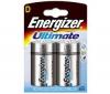 ENERGIZER 2 piles Ultimate LR20 (D) - 12 packs