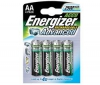 ENERGIZER Batéria  NiMH HR6 (AA) 2500 mAh (balenie 4 ks)