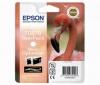 EPSON Atramentová náplň Gloss Optimizer + Kábel USB A samec/B samec 1,80m