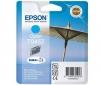 EPSON Náplň DuraBrite azúrová (C13T045240)