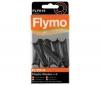 FLYMO Plastové nože FLY014 - 6 kusov - Pre kosacku Hover Vac / Mow 'n' Vac / Micro Lite / Minimo