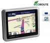 GARMIN GPS nüvi 1240 Europe + Kovovo sivé puzdro pre GPS s displejom 3,5