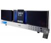 H&B Dokovacia stanica IP-55i + Nabíjačka 8H LR6 (AA) + LR035 (AAA) V002 + 4 Batérie NiMH LR6 (AA) 2600 mAh
