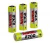 HAMA 4 baterky AA 2700 mAh