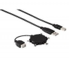 HAMA Kábel Mini USB univerzálny