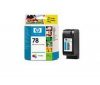 HP Ink cartridge Nr 78- Cyan, Magenta, Yellow (C6578D)