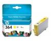 HP Náplň n°364 (CB320EE) - Žltá