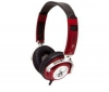 IFROGZ Zatvorené slúchadlá EarPollution NervePipe - Spider / RedChrome + Stereo slúchadlá s digitálnym zvukom (CS01)