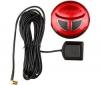 INFORAD GPS upozornenie na radary V3e + balík doplnkov - červený