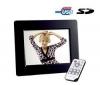 INTENSO Digitálny fotorámik 7'' (17.78 cm) Photopilot + Pamäťová karta SD 2 GB + Aplikátor pre cistenie digitálneho fotorámceka + Mini digitálny rámik 2,4