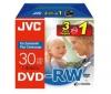 DVD-RW 8cm VD-W14N3P1 30 min./1.4 GB (Balenie 3 + 1 zdarma)