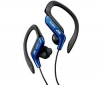 JVC Športové klipsové slúchadlá HA-EB75-A - modré