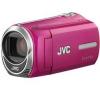 JVC Videokamera GZ-MS210 ružová  + Čítačka kariet 1000 & 1 USB 2.0 + Brašna + Batéria BN-VG114 + Pamäťová karta SDHC 8 GB