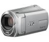 JVC Videokamera GZ-MS210 strieborná  + Brašna + Batéria BN-VG114 + Pamäťová karta SDHC 4 GB