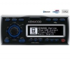 KENWOOD Autorádio MP3 USB/Bluetooth KMR 700U + Vodotesné reproduktory KFC-1652MRW