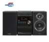 KENWOOD Mikro veža CD/K7/MP3/USB - M-505USB - Cierna + Dynamický mikrofón