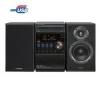 KENWOOD Mikro veža CD/K7/MP3/USB - M-505USB - Cierna + Káble RCA samce 2m (x2) BAL4202