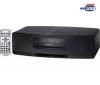 KENWOOD Mini veža CD/USB/MP3/WMA/AAC K-323 čierna  + Držiak na reproduktor VLB 50S x 2