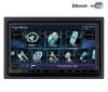 Multimediálne autorádio GPS DVD/DivX USB/Bluetooth DNX7260BT + Farebná kamera na cúvanie CCD50