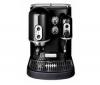 KITCHENAID Espresso Artisan 5KES100EOB čierne + Čistiace tabletky 15563 x4 pre kávovar + Súprava 2 pohárov espresso PAVINA 4557-10