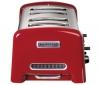 KITCHENAID Hriankovač Artisan so 4 otvormi na chlieb 5KTT890EER - červený + Držiak na toasty 10 miestny 30.702.50