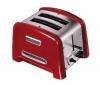 Hriankovač Pro Line 5KTT780EER červený empire + Mriežka na sendvič 5KTSR + Ohrievač na pečivo 4 plátky - 5KTBW4