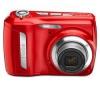 KODAK EasyShare  C142 červený + Puzdro Pix Ultra Compact + Pamäťová karta SD 2 GB
