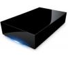 LACIE Externý pevný disk Hard Disk, Design by Neil Poulton 1 TB USB 2.0 (301304EK) + Puzdro SKU-HDC-1 + Hub USB 4 porty UH-10
