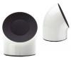 LACIE Reproduktory 2.0 USB Speakers - Design by Neil Poulton + Audio Switcher 39600-01 + PC Headset 120