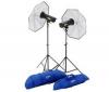 LASTOLITE Lumen8 Flash Umbrella Kit F400