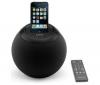 LENCO Reproduktor Speakerball čierny