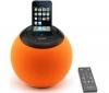 LENCO Reproduktor Speakerball oranžový
