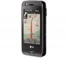 LG GT505 čierny  + Pamäťová karta Micro SD HC 4 GB + adaptér SD
