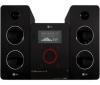 LG Mikro veža MP3/USB FA-162 + Puzdro RBNW34 na CD/DVD - čierne