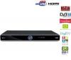 LG Prehrávač rekordér Blu-ray/DivX HR400 + Kábel HDMI-HDMI - pozlátený - 3m