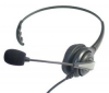 LINKCOM Slúchadlá s mikrofónom Pro Plus HD na jedno ucho