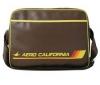 Aero California Taška cez plece 29cm Hnedá