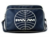 LOGOSHIRT Pan Am Globe Travel Bag Taška cez plece 29cm Navy