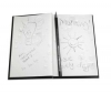 LUCKIES Waterproof Notebook - Vodeodolný zošit a ceruzka