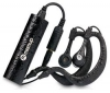 MEMUP Vodotesný MP3 prehrávač Kanyon - 2 GB  + USB nabíjačka - biela