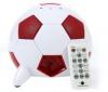 MI-FOOTBALL Dokovacia stanica A4MIFOOTBALLRB - červená a biela