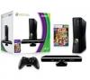 MICROSOFT Konzola Xbox 360 - 4 GB + Kinect