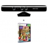 MICROSOFT Snimač Kinect + hra Kinect Adventures [XBOX360]