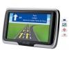 MIO GPS Spirit 475 Europe Plus + Kovovo sivé puzdro pre GPS s displejom 4,3