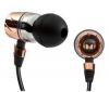 MONSTER CABLE Slúchadlá do uší Turbine Pro Copper Professional + Rozdvojka zásuvky jack 3.5mm