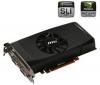 MSI GeForce GTX 460 - 768 MB GDDR5 - PCI-Express 2.0 (N460GTX-M2D768D5)