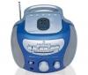 NAF NAF Rádio kazetový prehrávač Urban G9943 modrý