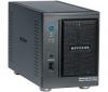 NETGEAR Úložný server ReadyNAS Duo (bez pevného disku) RND2000-100ISS + Prístupový bod WiFi 54 Mb AirPlus DWL-G700AP - Compact